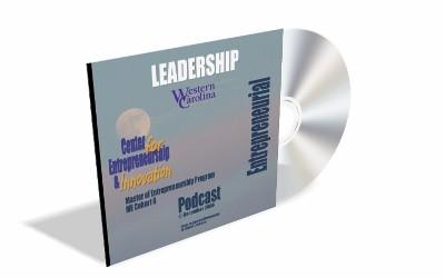 WCU ME Program Entrepreneurial Leadership Podcast, December 2008